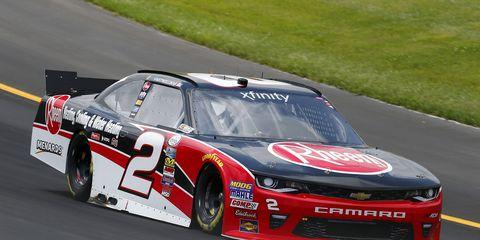 Austin Dillon enjoys  racing in both NASCAR Sprint Cup and Xfinity races.