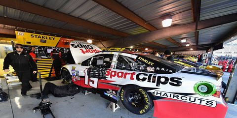 Several Sprint Cup contenders face must-win scenarios after Sunday at Martinsville.