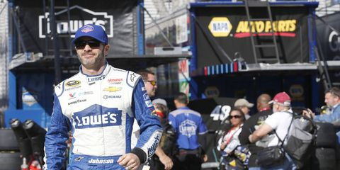 Jimmie Johnson hopes his Martinsville success will ultimately translate into a Championship Race appearance.