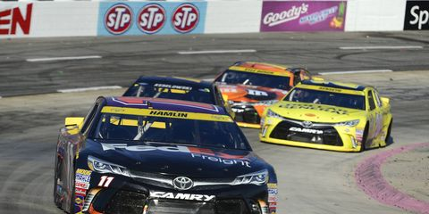 Only three races remain in the 2016 NASCAR Sprint Cup Series season.