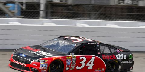 Chris Buescher has an excellent chance of making the Chase. All he has to do is finish in the top 30 in the NASCAR Sprint Cup standings after Saturday's Richmond race.