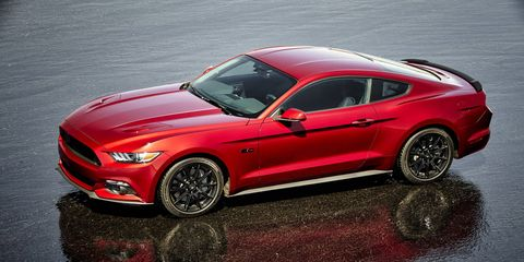 A Mustang GT is a good place to start