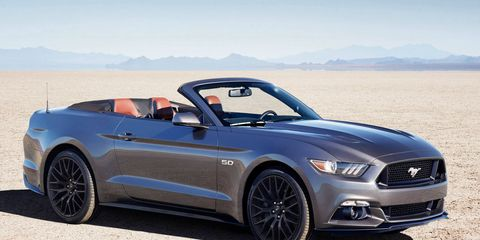 The six-speed automatic transmission found in the current Ford Mustang will likely be replaced by a 10-speed automatic.