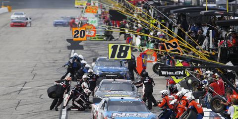 The NASCAR Xfinity Series will race at Mid-Ohio this weekend.