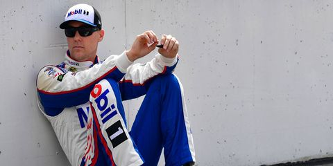 Kevin Harvick is No. 1 when it comes to TV mentions during the first half of the NASCAR Sprint Cup Series season.