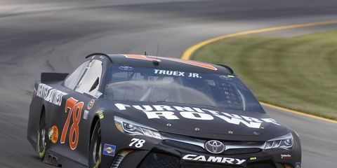 Could Martin Truex Jr. be getting a new teammate at Furniture Row Racing?