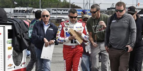 Tony Stewart's $35,000 fine, which he received after he made critical comments of NASCAR, will be donated to Autism Delaware.