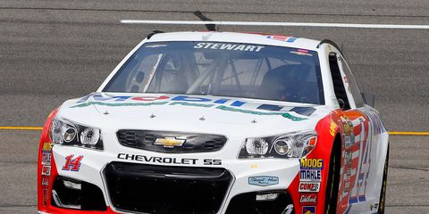 Even though the drivers want more say in NASCAR's operation, the series still wants to keep at least some of those opinions in check. Just ask Tony Stewart, who was fined $35,000 this week for voicing his opinion on lug nut safety.