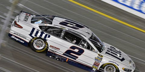 Check out the TV schedule for this weekend's NASCAR action.