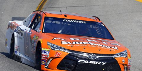 Carl Edwards is one driver who has not thrived in the new Chase format. Edwards would have won two Sprint Cups under the old rules, which changed in 2003.