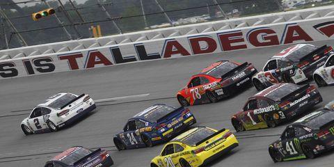 Talladega Superspeedway has major NASCAR Chase implications each October