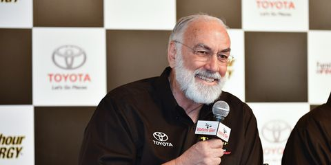 Monster Energy NASCAR Cup Series team owner Barney Visser will shut his team down after Homestead but hopes to win a second consecutive championship first.