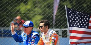 Kevin Harvick believes Chase Elliott will emerge as NASCAR's most popular driver over the next decade.