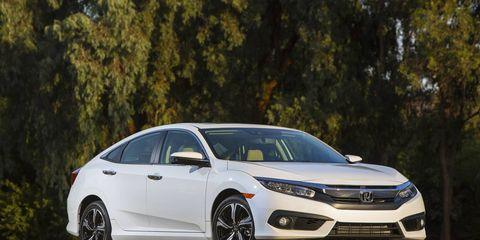 The redesigned Honda Civic is ready to take on the world with its completely new platform.