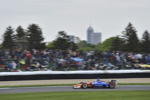 Sights from the IndyCar Grand Prix at Indianapolis Motor Speedway Saturday May 11, 2019.
