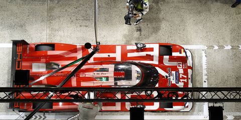 Porsche confirmed it will extend its Le Mans prototype program through 2018.