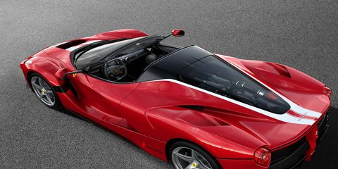 The Aperta could go for as much as $4.5 million