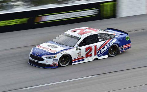 Sights from the NASCAR action at Darlington Raceway, Saturday, Sept. 2, 2017.