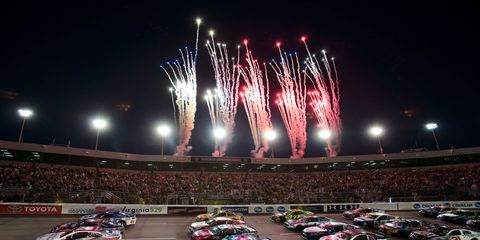 Sights from the Monster Energy NASCAR Cup Federated Auto Parts 400 at Richmond Raceway, Saturday, Sept. 9, 2017.