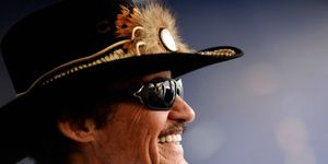 Richard Petty won 200 races in his NASCAR Cup career.