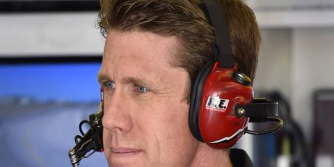 Carl Edwards' last race was at Homestead at the end of 2016.
