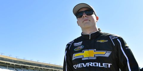 Alex Bowman will return to a competitive NASCAR Xfinity Series ride next week at Charlotte Motor Speedway.