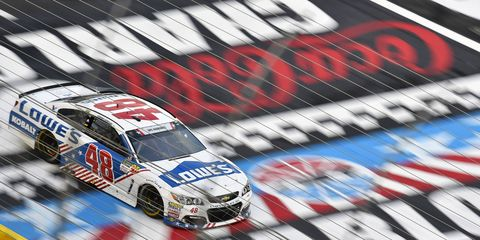 The Bank of America 400 will have a brand-new look next season.