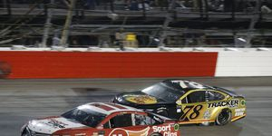 In NASCAR, fractions of an inch in the garage could provide the difference between first and second place on the track.