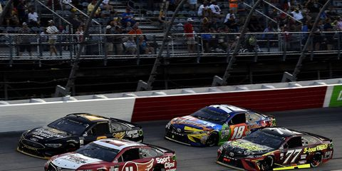 NASCAR released a first glimpse at the 2018 Cup Series rule book on Thursday, and it includes a provision that will send all backup cars to the rear of the field.