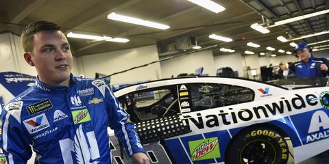 Alex Bowman had a built-in advantage in the hunt for the No. 88 as he drove the car last season for the injured Dale Jr.