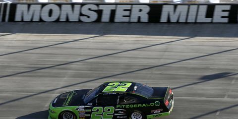 Sights from the NASCAR action at Dover International Speedway, Saturday Sept. 30, 2017