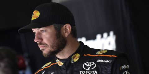Martin Truex Jr. has the most playoff points scored over the first five races of the Monster Energy NASCAR Cup Series season.