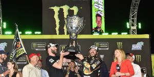 Martin Truex Jr.'s team of destiny completed their goals on Sunday at Homestead-Miami Speedway.