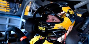 Matt Kenseth admits he has not turned a lap in a NASCAR Cup Series car since last year's season finale at Homestead.
