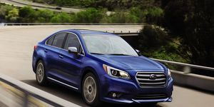 Prices for the Subaru Legacy and Outback increase slightly in response to small changes.