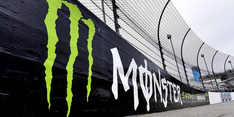 A total of 38 cars are entered for Sunday's Monster Energy NASCAR Cup Series STP 500 at Martinsville Speedway.