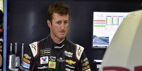 Kasey Kahne has 18 wins in his Monster Energy NASCAR Cup career dating back to 2004.