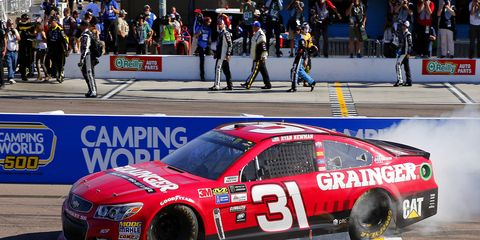Sunday's win for Ryan Newman was his first in 112 races dating back to Indy in 2013.