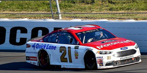 Ryan Blaney's first career Monster Energy NASCAR Cup Series win on Sunday came in his 68th career Cup race.