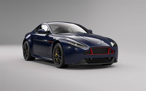 The Aston Martin Vantage S Red Bull Racing Edition will go on sale later this year.