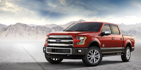 Bianchi said the F-150 pickup, which always does well, was a strong seller again in September. He said Escape and Fusion sales were also strong for the month.