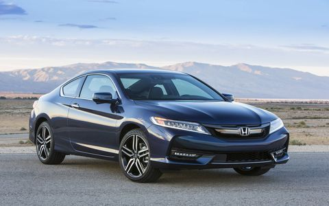 2017 Honda Accord Coupe V6