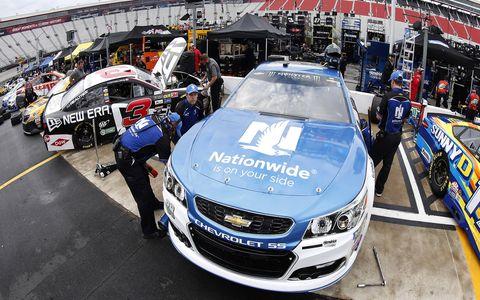 Kyle Busch led both practice sessions, Erik Jones won the NASCAR Xfinity Series race at Bristol Motor Speedway Saturday.