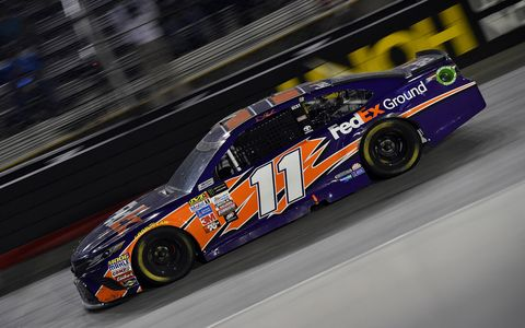 Sights from the Monster Energy NASCAR Cup Series action at Bristol Motor Speedway, Saturday, August 19, 2017.