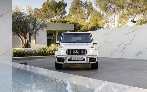 The 2019 Mercedes-AMG G63, the high-performance take on the all-new Mercedes-Benz G-Class, has been revealed ahead of its 2018 Geneva Motor Show debut. The SUV gets 4.0-liter turbocharged V8 turned up to 577 hp and 627 lb-ft of torque.