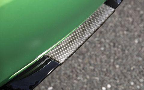 2017 Mercedes AMG GT R details