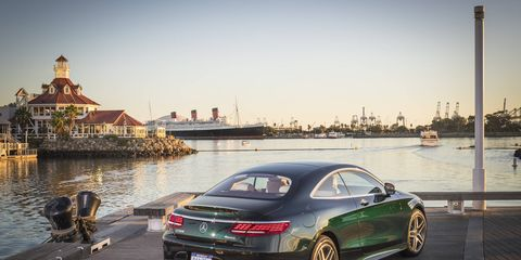 The 2018 Mercedes-Benz S-Class gets minor styling enhancements, a new engine and some different interior pieces but doesn't lose its luster.