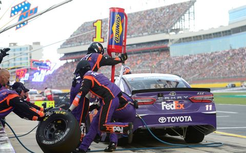 Sights at the  2017 Monster Energy NASCAR Cup Series Coca-Cola 600 at Charlotte Motor Speedway