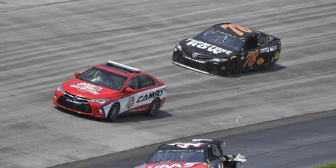 Sights from the Monster Energy NASCAR Cup Series AAA 400 at Dover International Speedway, Sunday, June 4, 2017