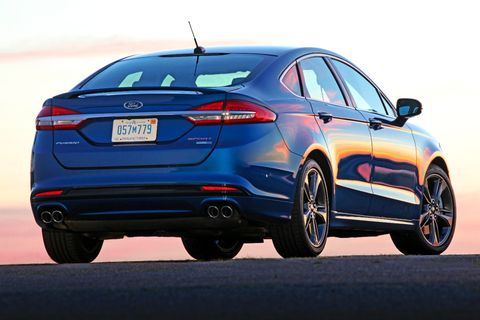 The Fusion might still be Ford's best-selling car, but its future is unclear. Numbers are down this past year as SUVs and crossovers steal away some of those sales.